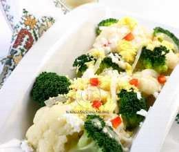 recette œufs mimosa